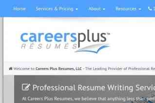 Careers Plus Resumes reviews and complaints
