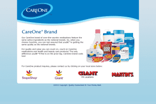 Careone Brand reviews and complaints