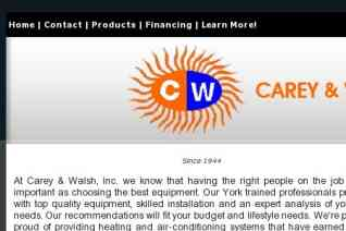 Carey And Walsh reviews and complaints