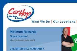 Carhop reviews and complaints