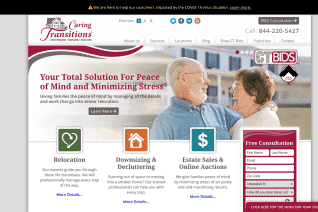 Caring Transitions reviews and complaints
