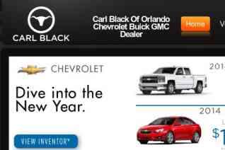 Carl Black Chevy Dealer reviews and complaints