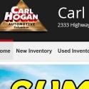 Carl Hogan Automotive reviews and complaints