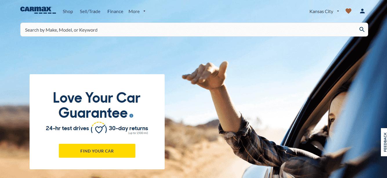 CarMax reviews and complaints