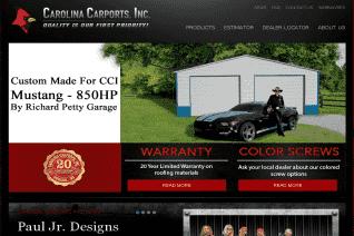 Carolina Carports reviews and complaints