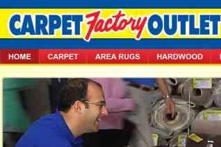 Carpet Factory Outlet reviews and complaints