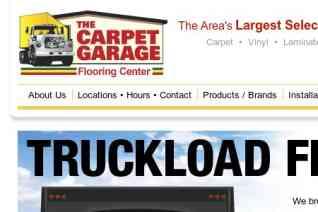 Carpet Garage reviews and complaints