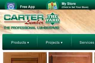 Carter Lumber reviews and complaints