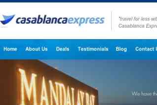 Casablanca Express reviews and complaints