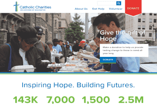 Catholic Charities DC reviews and complaints