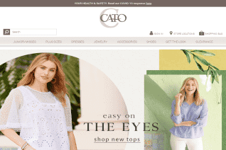 Cato Fashions reviews and complaints