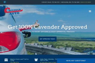 Cavender Auto Sales reviews and complaints
