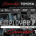 Cavender Toyota reviews and complaints