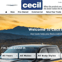 Cecil Atkission Chrysler Dodge Jeep Ram reviews and complaints