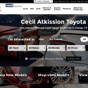 Cecil Atkission Toyota reviews and complaints