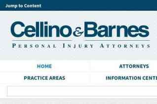 Cellino And Barnes reviews and complaints