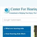 Center For Hearing Aids