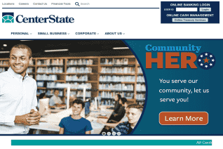 CenterState Bank reviews and complaints