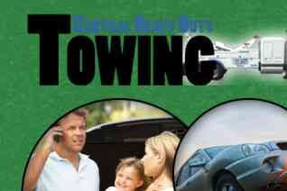 Central Heavy Duty Towing reviews and complaints