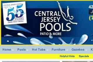 Central Jersey Pools reviews and complaints
