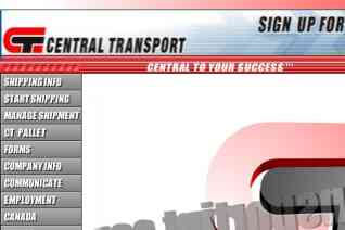 Central Transport reviews and complaints