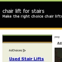 Chair Lift for Stairs reviews and complaints