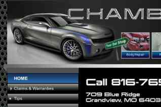 Chambers Brothers Collision Repair reviews and complaints