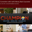 Champion Heating Cooling and Plumbing