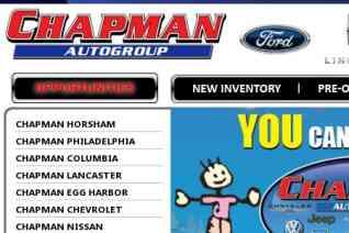 Chapman Auto reviews and complaints