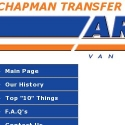 Chapman Transfer Moving and Storage reviews and complaints