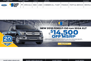 Charles Gabus Ford reviews and complaints