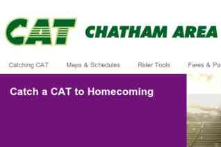 Chatham Area Transit reviews and complaints