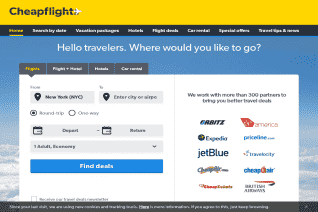 Cheapflights reviews and complaints