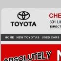 Cherokee Toyota