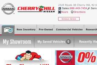 Cherry Hill Nissan reviews and complaints