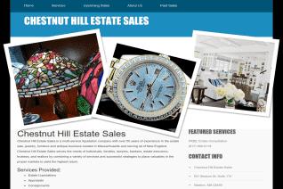 Chestnut Hill Estate Sales reviews and complaints