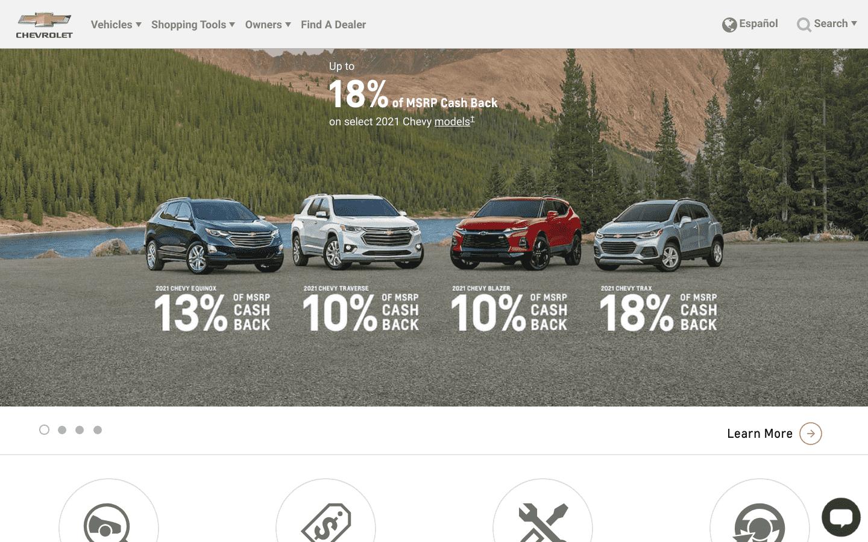 Chevrolet reviews and complaints