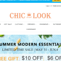 Chic Look Closet reviews and complaints