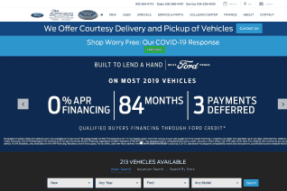 Chris Auffenberg Ford reviews and complaints