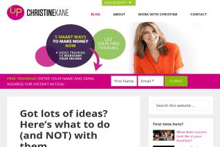 Christine Kane reviews and complaints