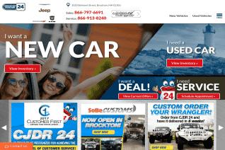 Chrysler Jeep Dodge Ram 24 reviews and complaints