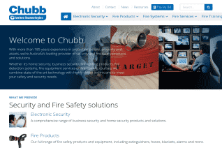 Chubb Fire And Security reviews and complaints