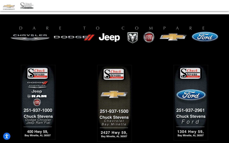 Chuck Stevens Automotive reviews and complaints