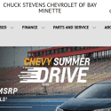 Chuck Stevens Chevrolet Of Bay Minette reviews and complaints