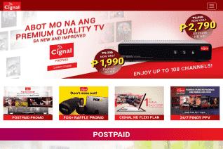 Cignal TV reviews and complaints