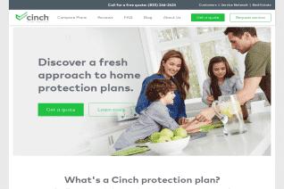 Cinch Home Services reviews and complaints