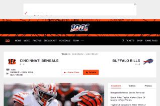 Cincinnati Bengals reviews and complaints