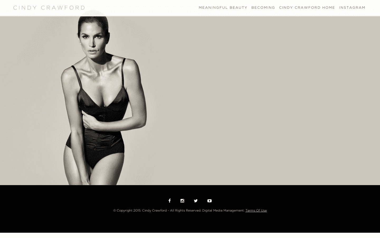 Cindy Crawford reviews and complaints