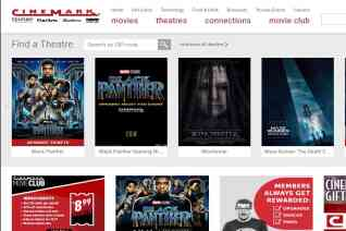Cinemark reviews and complaints