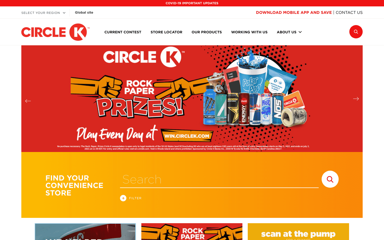 Circle K reviews and complaints